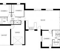 maison Morget 2d Maisons de l'Atlantique