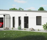 Simoun - 71 m² - 2 chambres