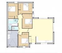 Plan maison 4 chambres | Constructeur maisons Loire Atlantique