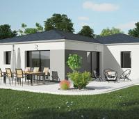 Marin (ardoise) - 96 m² - 3 chambres