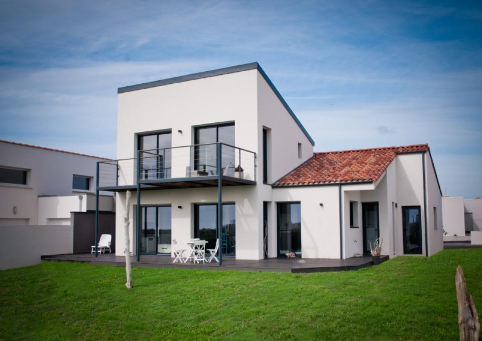 Exemples de réalisations de maisons par Maisons de l\'Atlantique