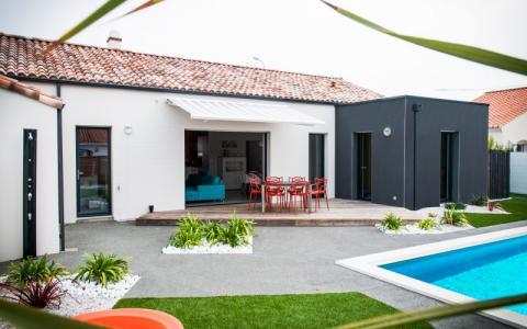 Maison 110 m2 - 3 chambres