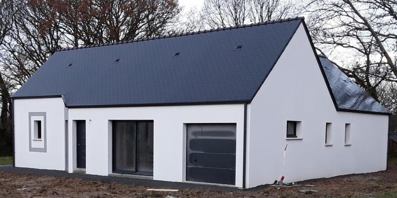 Maison plain-pied Loire Atlantique | Constructeur Maisons de l'Atlantique