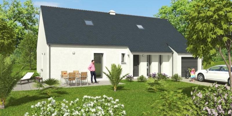 Maison 103 m² 3 chambres | Loire Atlantique