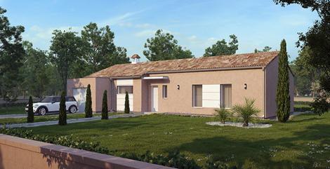 maison Libeccio avant Maisons de l'Atlantique