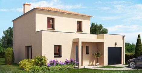 Construction maison évolutive   Maison traditionnelle 4 chambres   Loire Atlantique