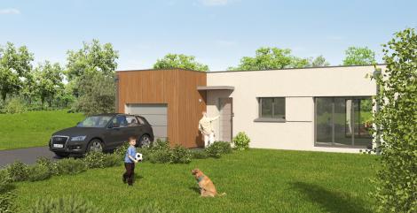 Maison 3 chambres | Loire Atlantique | Constructeur maisons individuelles