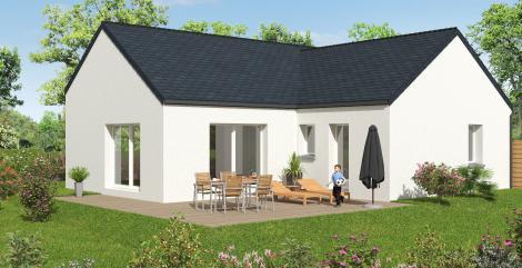 Modèle de maison 4 chambres | Maisons sur-mesure Loire Atlantique