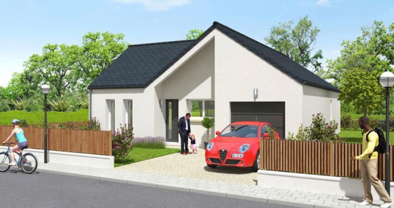 Kona - 91 m² - 3 chambres