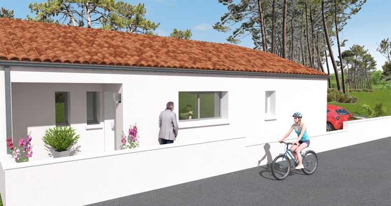 facade avant maison