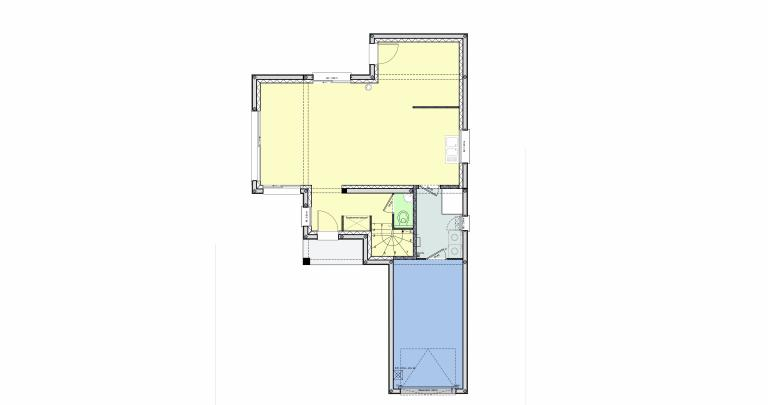 Constructeur maison moderne Loire Atlantique | Plan maison 3 chambres
