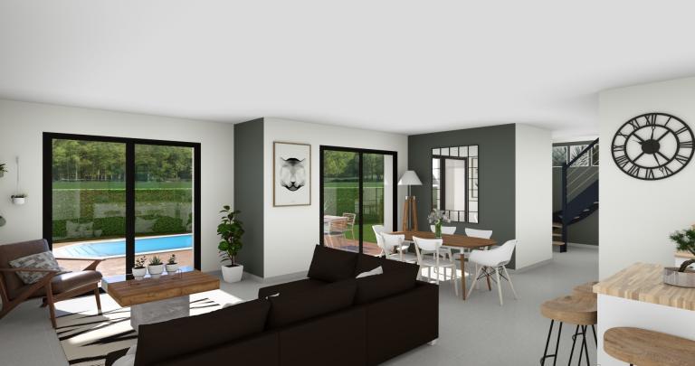 Construction maison à étage Loire Atlantique