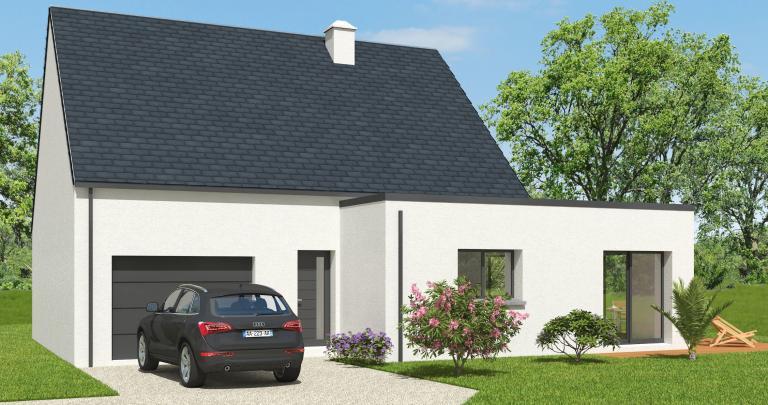 Maison traditionnelle Loire Atlantique | Maison 3 chambres