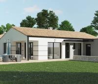 Bréva - 120 m² - 3 chambres