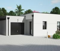 Galerne - 85 m² - 3 chambres