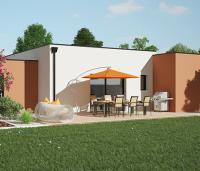Maison moderne Tramontane | Constructeur 44 Maisons de l'Atlantique