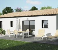 Constructeur maison Loire Atlantique | Maison plain-pied 3 chambres personnalisable