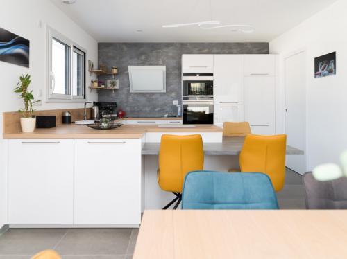 Maison lumineuse de 93 m²