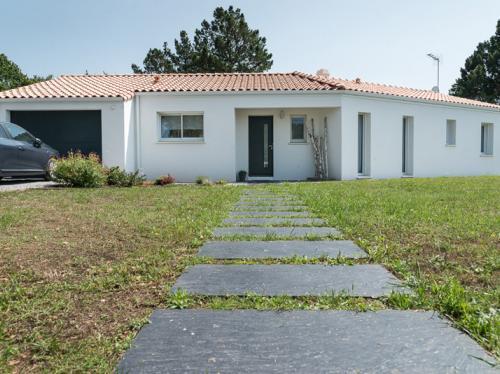 Jolie maison en V de 115 m²