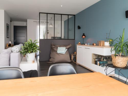 Maison contemporaine proche Nantes